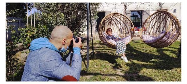Photographe Portraits publicité situé à Avignon Vaucluse